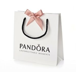 Image Is Loading Genuine Pandora Bracelet Bag Amp Ribbon