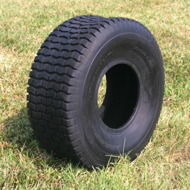 Cheng Shin Soft Turf Front//Rear 18-9.50-8 4 Ply Lawn /& Garden//Turf Tire G8882C