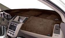 Fits Mazda Protege 1997-1998 Velour Dash Board Cover Mat Taupe