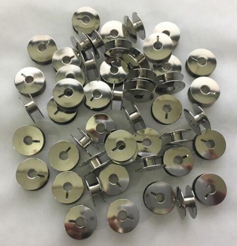 parte de máquina de coser industrial 5 por paquete Pfaff 138,463 Acero Ranurado Bobina