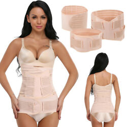 3 in 1 postpartale Unterst¨¹tzung Recovery Bauch Wrap Taille G¨¹rtel Body Shaper