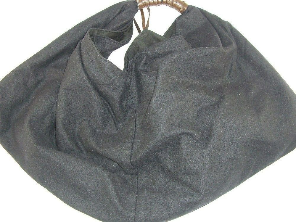 05cb96cf2f4 Alternative Apparel Adler Black Canvas Draped Extra Large Shoulder ...