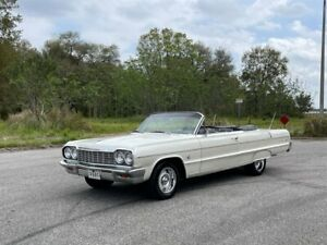 1964 Chevrolet Impala 409 Convertible Convertible