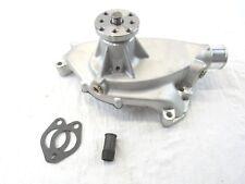 Bbc 454 Chevy Short Aluminum Water Pump Satin K71021
