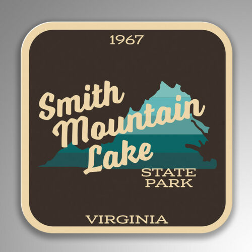 Smith Mountain Lake State Park Decal Sticker Explore Wanderlust Camping Hiking
