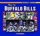 Meet the Buffalo Bills by Zack Burgess (Hardback, 2016)