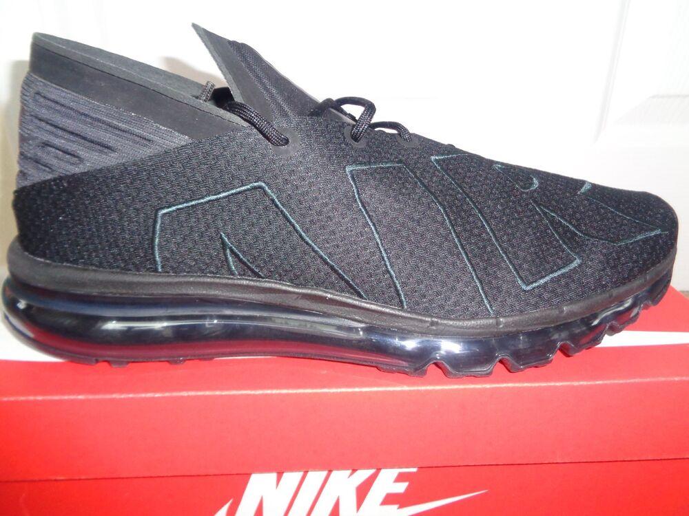 Nike Air Max Flair Entrainement Baskets Chaussures 942236 002 UK 11 EU 46 US 12 NEUF + boîte-