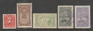 Sweden-Cinderella-Charity-stamp-ML-612-no-gum-some-revenue