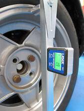 Digital Bevel Box Inclinometer 3 Disk Strong Magnets Angle Gauge 360° Mini Handy