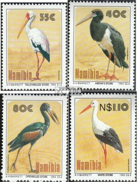 Namibia - Southwest 776-779 (complete.issue.) unmounted mint / never hinged 1994