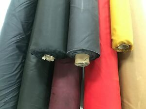 COTTON CANVAS WAX FABRIC SECONDS Marine Quality Oilskin Outdoor Jackets Clothing