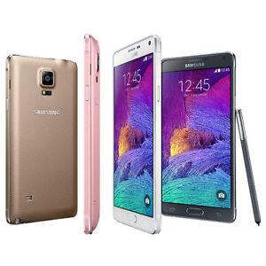 Samsung-Nota-de-la-Galaxia-4-GSM-N910A-DESBLOQUEADO-DE-FABRICA-32gb-Smartphone