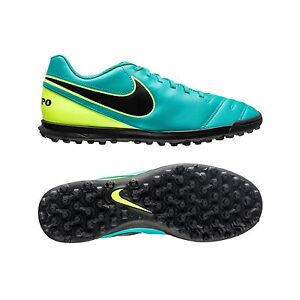 NIKE JR TIEMPO RIO III TF Scarpe Calcio Calcetto Soccer Shoes 819197 307