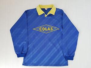A imagem está carregando Refrigerantes-N-3-Soccer-Jersey-Usado-Camisa -Vintage- 489c9b6b1b524