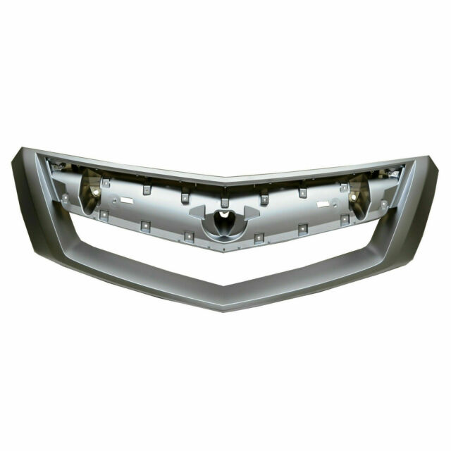 For 2010 2011 2012 Acura RDX Front Grille Molding Satin