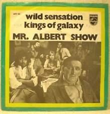 "MR ALBERT SHOW Wild sensation (LISTEN) RARE 7"" 1970 prog rock HOLLAND"