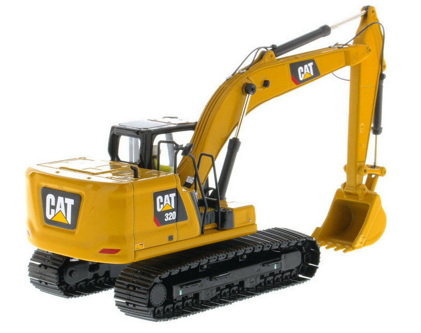 1 50 DM Caterpillar Cat 320 320 320 Hydraulic Excavator Next Generation Models efc745