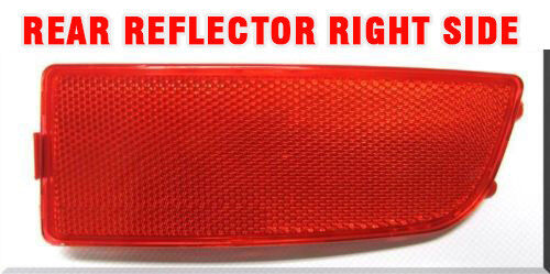 Mercedes Sprinter 250 350 Rear Bumper Red Reflector W906 RH Passenger 2006 2016