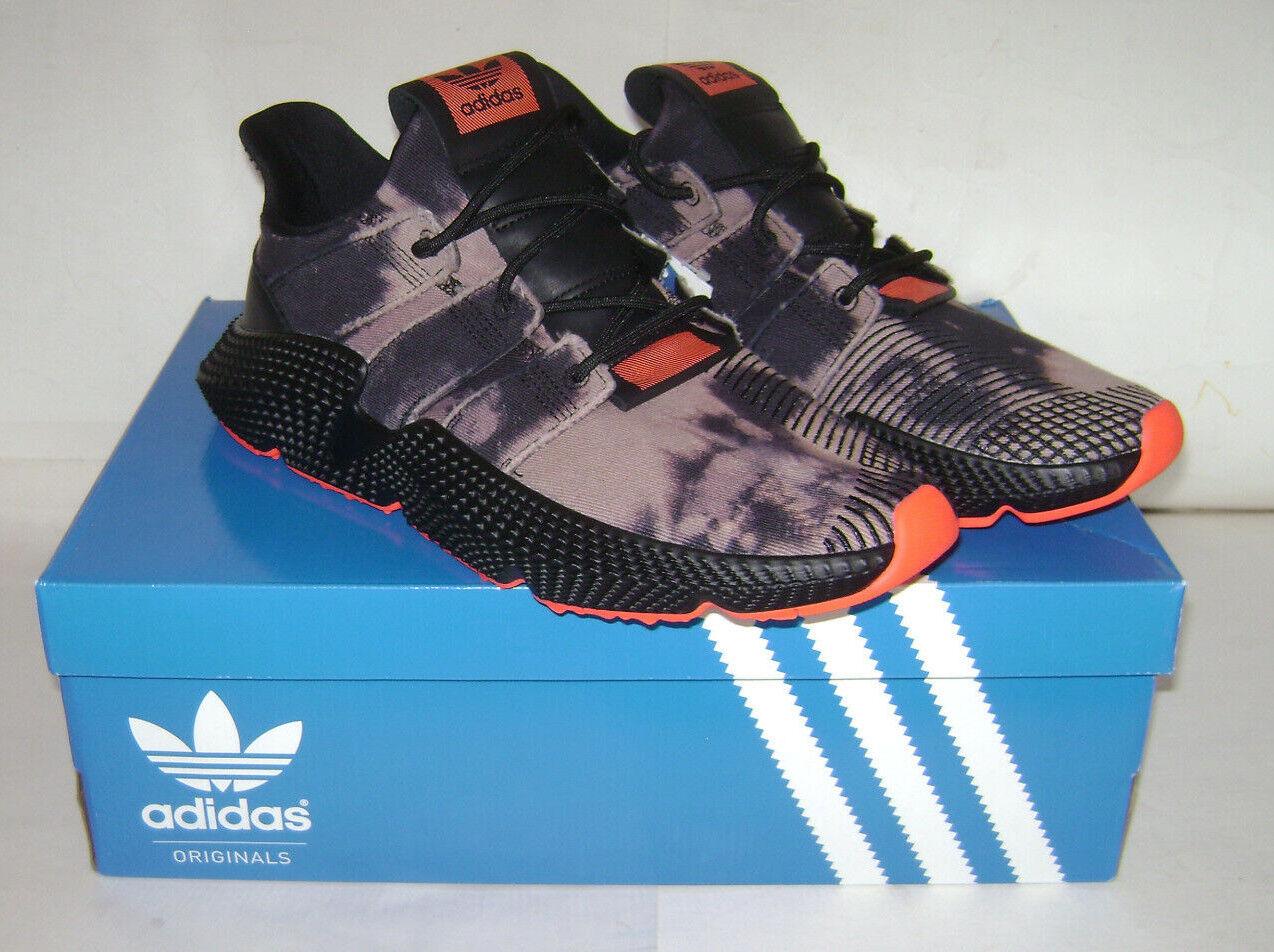 NIB adidas PROPHERE Men Running Sneakers shoes Sz 11 Bleached Black  DB1982