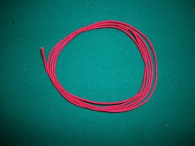 3/' BCY Red D Loop Material Archery Bowstring Rope Drop Away Cord