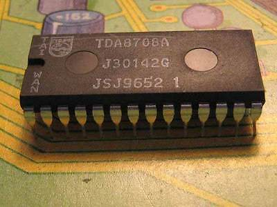 Other Integrated Circuits 1PCS TDA8708A Video analog input ...