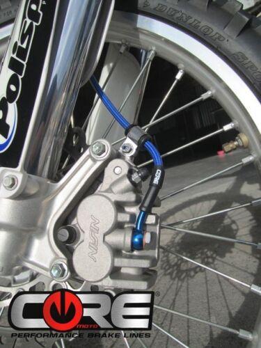 Custom Rear Brake Line Kit fits 2000 2001 Honda CR250R CR0059