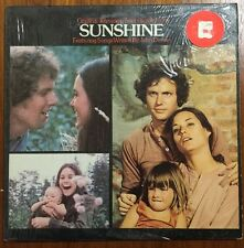 Original Television Soundtrack, Sunshine Lp, Record,