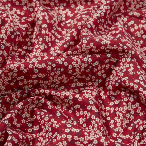 quilting dressmaking Capel Wiltshire berry Liberty Art Fabric ~ Renaissance