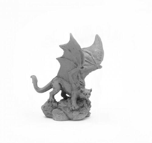 Dark Heaven Legends Reaper 03977 Mercurix Winged Cat