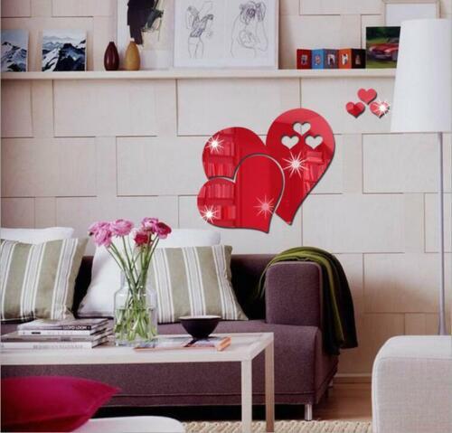 WALL ART STICKERS BEDROOM KITCHEN REMOVABLE HOME DECOR LIVING ROOM DIY UK SELLER