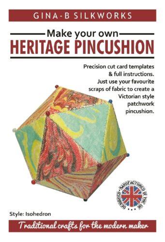 Patchwork Estilo Victoriano Patrimonio patrón de diseño de tarjeta de efecto cojín Paquetes Surtidos