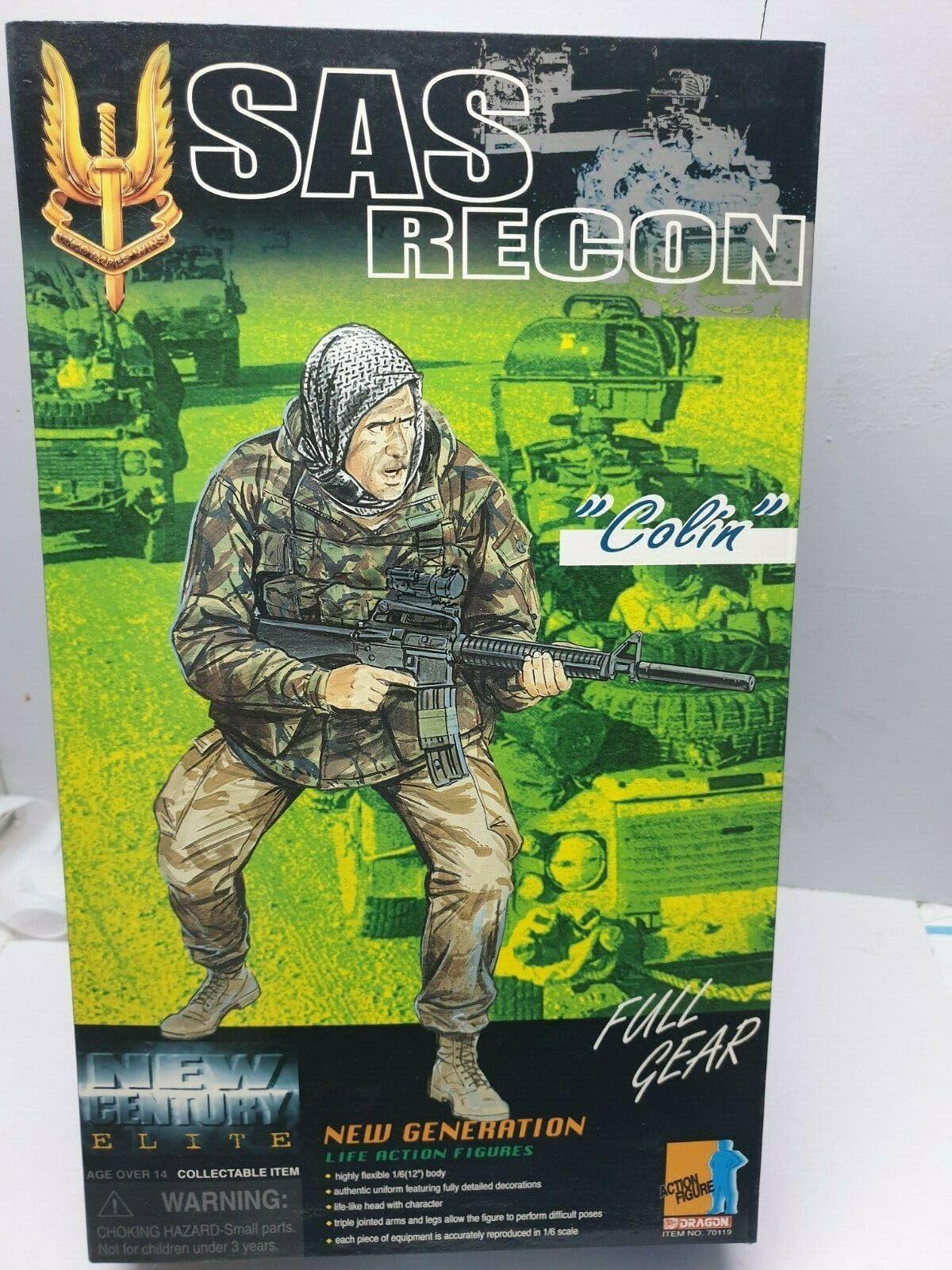 Dragon 1 6 SAS RECN Colin