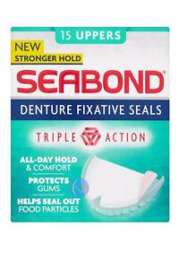 12-x-seabond-SUPERIORE-FISSANTE-dentale-SIGILLI-DA-15-IN-ASSOLUTO-Fit-amp-Comfort