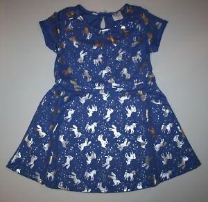 d8d06f85ecbd NEW Gymboree Shimmer Unicorn Dress NWT Size 2T 3T 4T 5T Unicorn ...