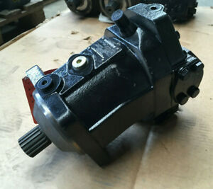 BRUENINGHAUS Hydraulikmotor A6VM80EZ4/63W-