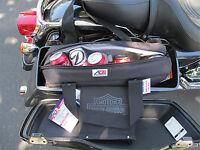 Street Saddlebag Atv Rack Cooler Bag Guaranteed Not To Sweat 17x5x11