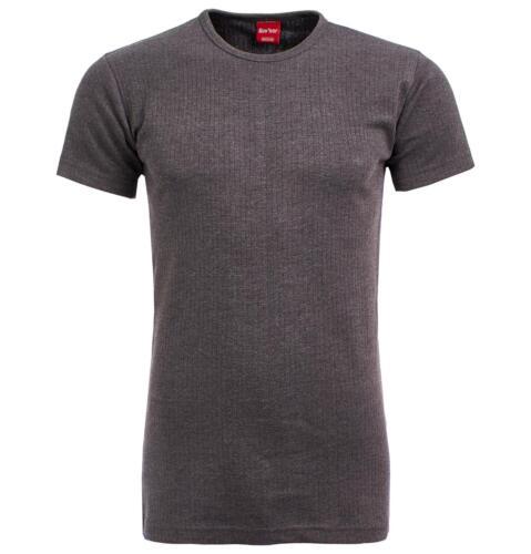 Heavy Duty Set termica manica corta T Shirt E Mutandoni Biancheria Intima Invernale