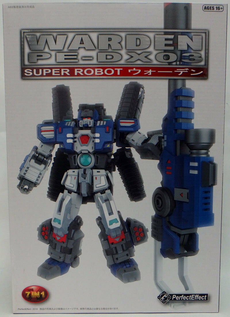 Perfect Effect MOTOBOT PE-DX03 Warden