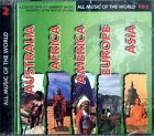 AA.VV. ALL MUSIC OF THE WORLD Vol.2 CD NEW Sealed