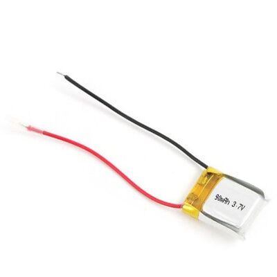 1Pcs 3.7V 90mAh Polymer Lipo ion Battery For Mp3 GPS GPS Radio bluetoot  NTFASE