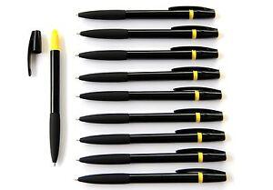 10 Stück Premium Metallkugelschreiber Kulis Kugelschreiber mit Grossraummine