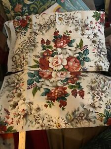 Vintage-David-Whitehead-Fabric-Remnants-1950-s-60-s-Incl-Philippe-De-Lasalle