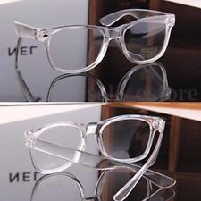 Fashion Eyeglass Frame Vintage Transparent Glasses Retro UV 400 Plain Lens  Optic 89562f2072