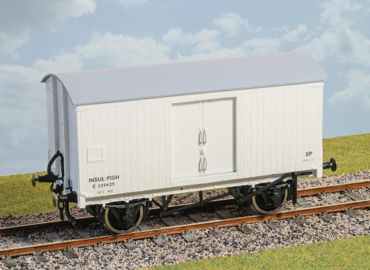 Parkside Models PS37 LNER 10T Fish Van Recessed Doors Kit O Gauge