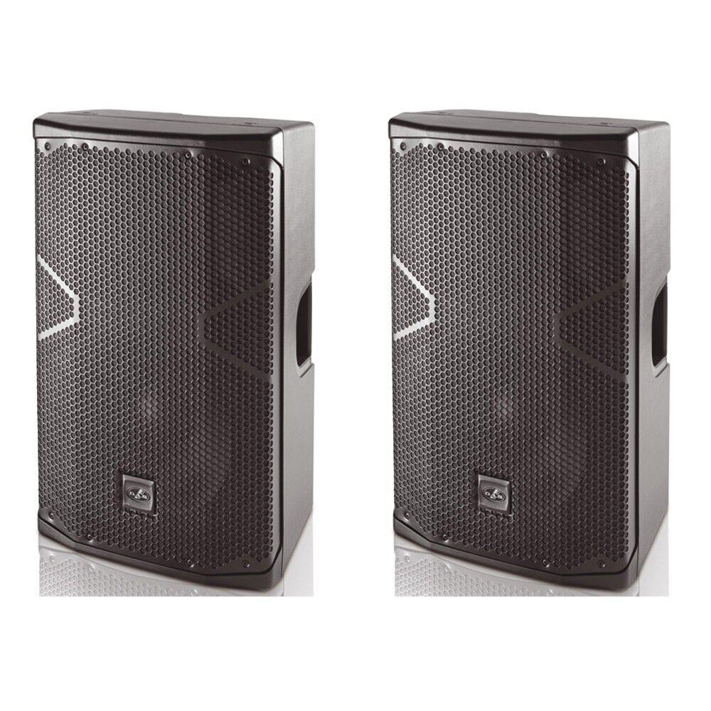 "D.A.S. Audio Altea 412 12"" 2-Way 1200W Passive Speaker Loudspeaker System Pair"