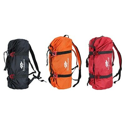 Outdoor Rock Climbing Rope Backpack Rope Carry Bag Climbing Equipment Holder 1PC
