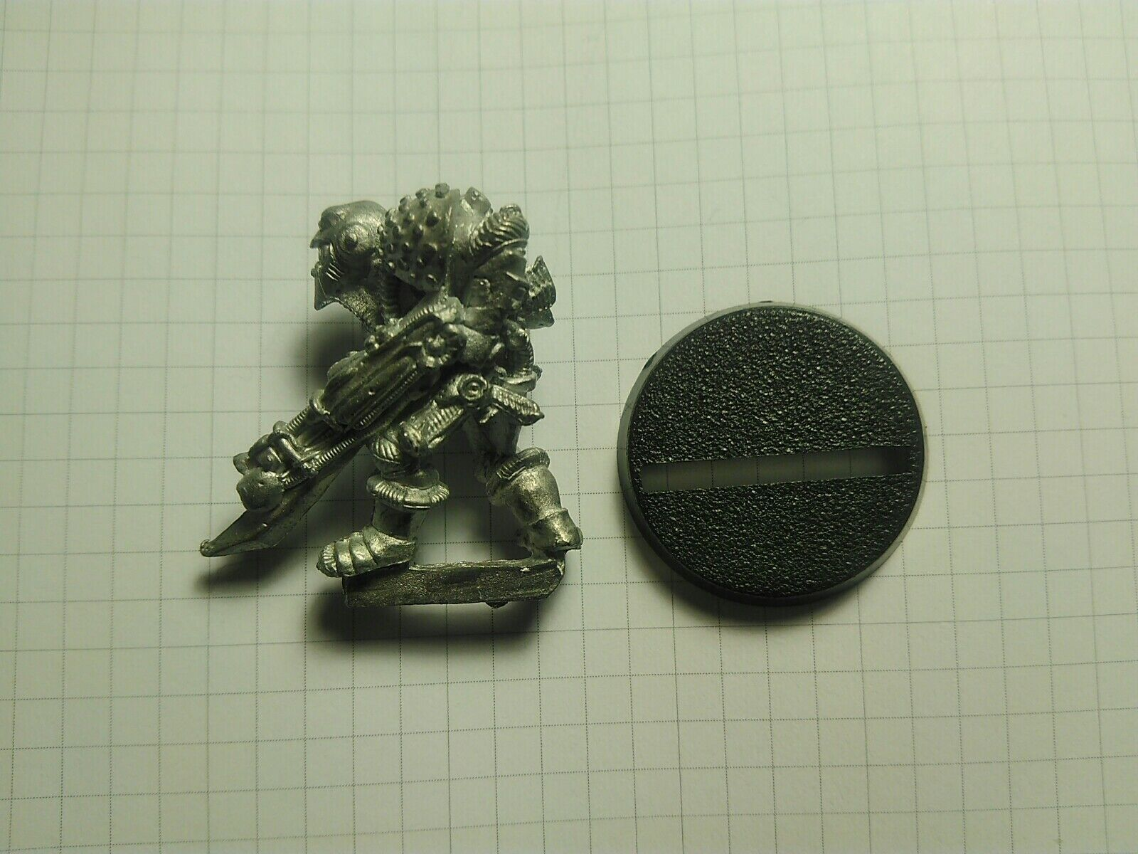 Citadel - LE2 Imperial Marine Warhammer 40,000 rogue trader limited edition