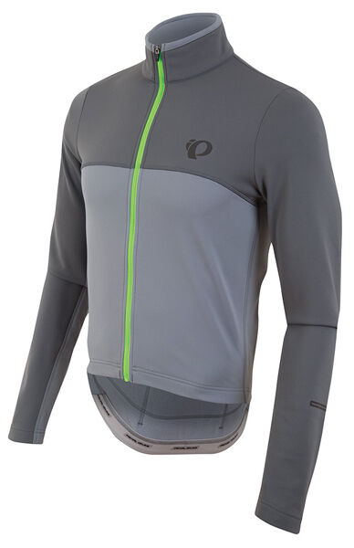Pearl Izumi 2017 Select Thermal Long Sleeve Jersey Smoked Pearl Monument Medium