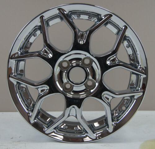 "2005-2010 Cobalt G5 Ion Wheel 16/"" X 6/"" Chrome New OEM 88966749 17800578 19301371"