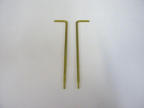 Edelbrock Performer Carter AFB AVS Metering Rods Size .071 x .047 Sold in Pair